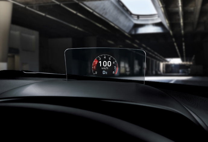 Head-Up Display.