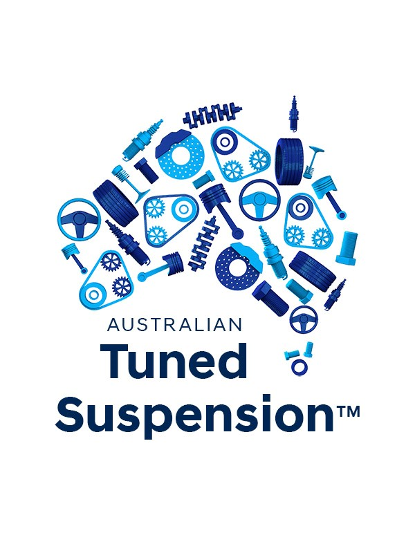 Australian Tuned Suspension
