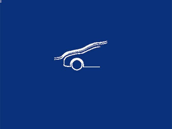 Aerodynamic wheels.