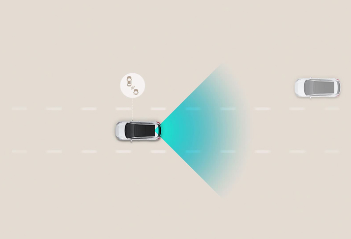 Blind-Spot Collision-Avoidance Assist(BCA).