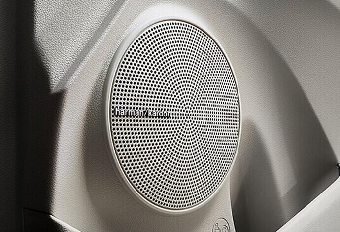 8-speaker audio system