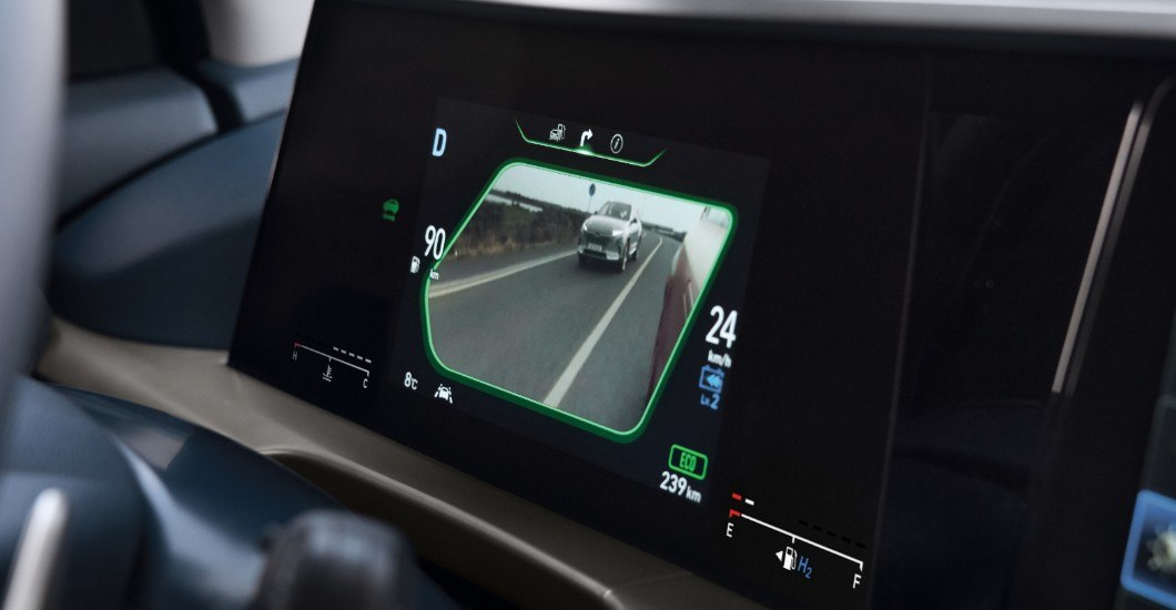 Blind-spot View Monitor (BVM).