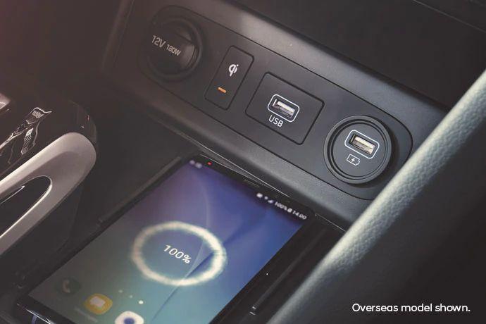 Wireless charging pad<sup>[P3]</sup>