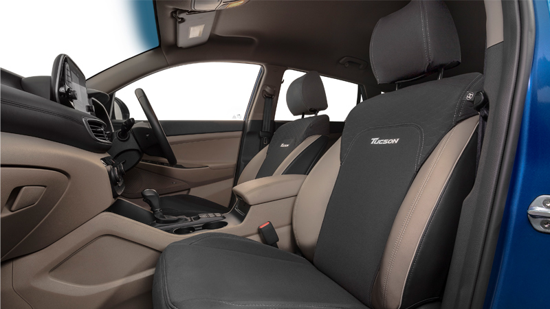 Water resistant neoprene - Front seat covers (pair).