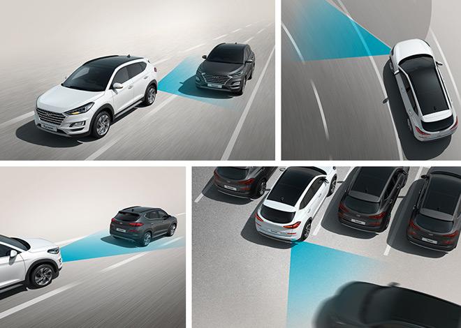 Hyundai SmartSense<sup>TM[H4]</sup>