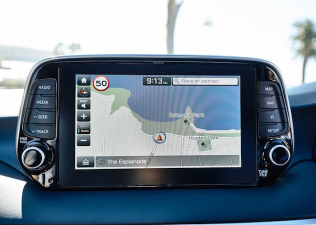 Satellite navigation.