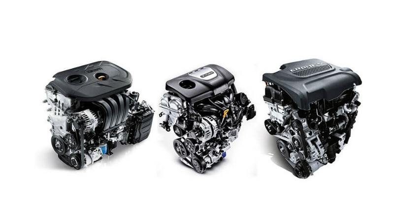 Three Powerful Engines.