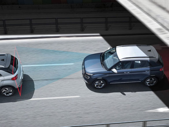 Forward Collision-Avoidance Assist (FCA) – with camera.